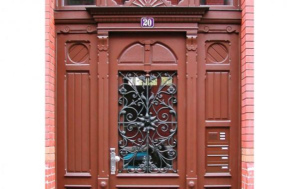 Haustüranlage – Ersatz-Neubau