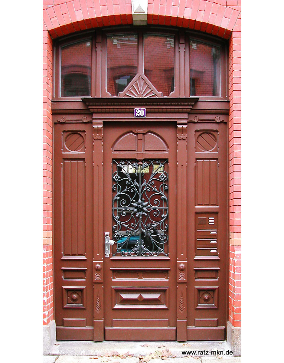 Haust ranlage ersatz neubau for Fenster immer im vordergrund