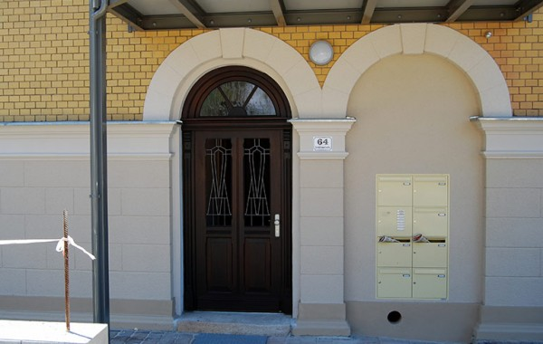 Türen für die Piccolo