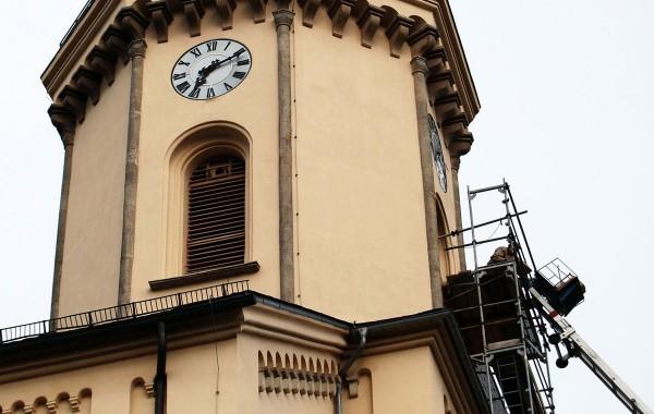 Schallschutzfensterläden für St. Nicolai Kirche