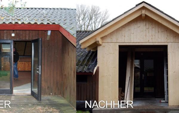 Gartow – Ferienhaus Umbau