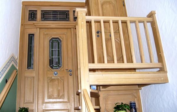Wohnhaus Um-/Ausbau in Bauernhausstil