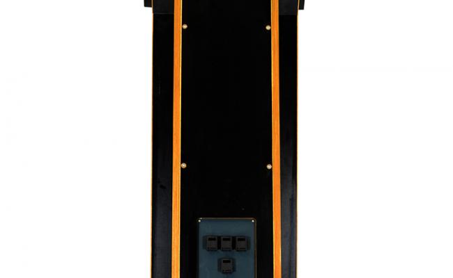 Sitzknochenvermessung – Messstation Typ Ratz